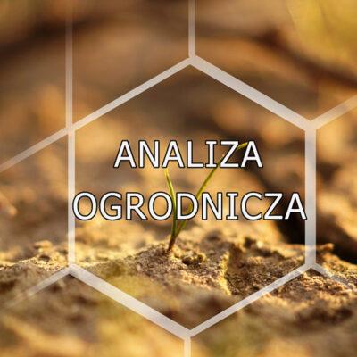 Ogrodnicza Analiza gleby