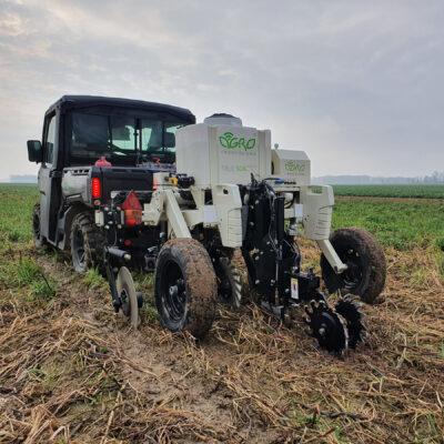 Skanowanie gleby Truesoil Multiscan