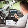 pobranie prób gleby, rejestracja GPS i dokumentcja