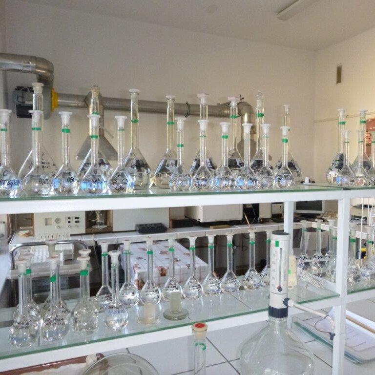 Laboratorium okręgowa stacja chemiczno rolnciza
